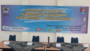 Fasilitasi Kegiatan Peningkatan Kapasitas Kelembagaan Usaha Nelayan (2)