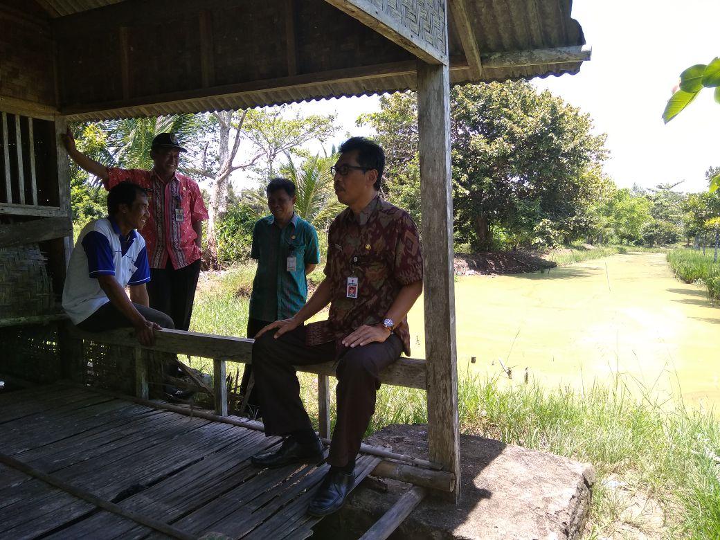 Pelatihan Penerapan Teknologi Budidaya Air Payau di Desa Grugu Kec. Kawunganten (1)