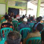 Pelatihan Penerapan Teknologi Budidaya Air Payau di Desa Grugu Kec. Kawunganten