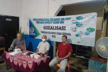 Bimtek Kegiatan Peningkatan Kapasitas Nelayan Skala Kecil dan Pembinaan Kelompok Usaha Bersama (KUB) (7)