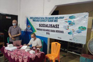 Bimtek Kegiatan Peningkatan Kapasitas Nelayan Skala Kecil dan Pembinaan Kelompok Usaha Bersama (KUB) (8)