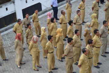 Diskan Cilacap Gelar Upacara Peringatan Hari Lahir Pancasila Tahun 2019 (53)