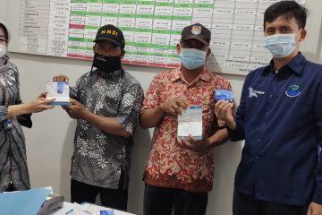 Distribusi Kartu Nelayan Jateng (1)