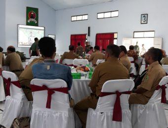 Komsos TNI dengan Aparat Pemerintah (6)