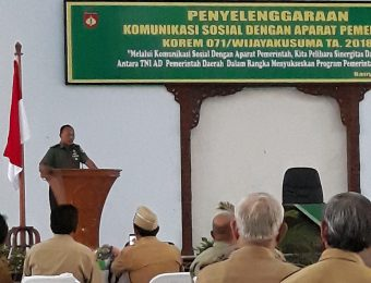 Komsos TNI dengan Aparat Pemerintah (9)