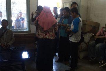 Kunjungan Dinas Perikanan Kota Tegal di HSRT Wijayakusuma (1)