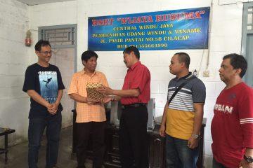 Kunjungan Dinas Perikanan Kota Tegal di HSRT Wijayakusuma (10)