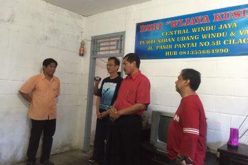 Kunjungan Dinas Perikanan Kota Tegal di HSRT Wijayakusuma (5)