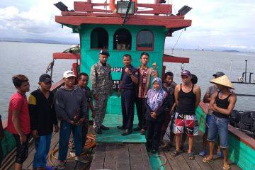 Monitoring Pengawasan Terpadu di Perairan Cilacap (20)