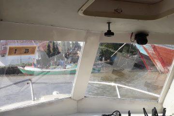 Monitoring Pengawasan Terpadu di Perairan Cilacap (4)