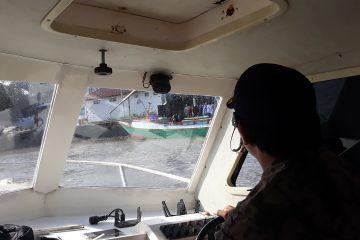 Monitoring Pengawasan Terpadu di Perairan Cilacap (5)