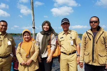 Monitoring dan Pembinaan pada Kelompok Budidaya Udang Windu Langgeng (4)