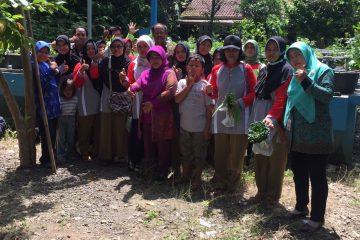 Pelatihan Budidaya Ikan Air Tawar Desa Inovasi dan Desa Binaan PKK (18)