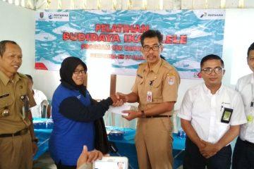 Pemberdayaan Wanita Nelayan Kerjasama CSR Pertamina dengan Dinas Perikanan (13)