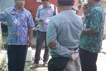 Peninjauan Lokasi Sidat Di Bp. Margono Kawunganten (6)