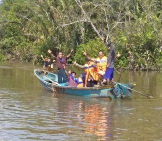 Restocking Ikan Nila Sidamukti (5)