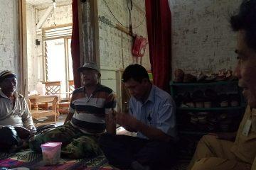 Sosialisasi dan Survey Bantuan Mesin Pakan pada Kelompok Mina Sidadadi Desa Grugu Kec. Kawunganten (5)
