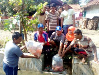 Sumbangsih Kelompok Rukun Jaya desa Jenang Kec. Majenang untuk kegiatan masyarakat desa (12)