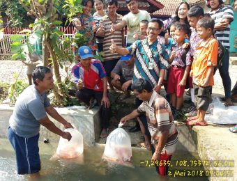 Sumbangsih Kelompok Rukun Jaya desa Jenang Kec. Majenang untuk kegiatan masyarakat desa (7)