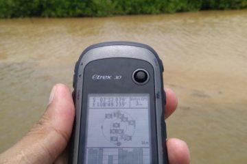 Survey potensi dan lokasi penangkapan ikan sidat di Sungai Ciberem (5)