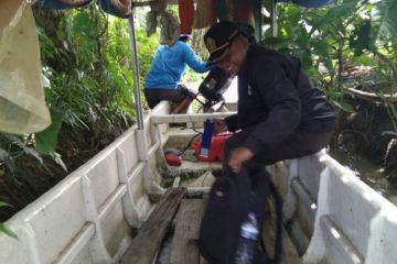Survey potensi dan lokasi penangkapan ikan sidat di Sungai Ciberem (8)